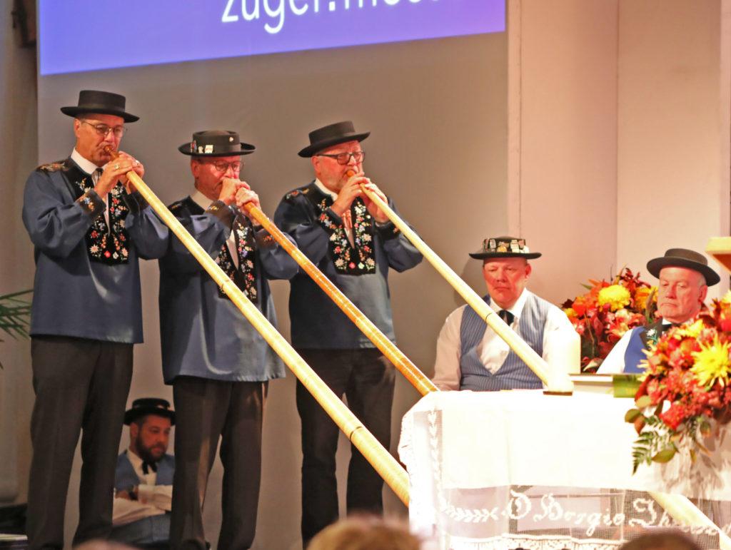 Jodelmesse 2019 Messe Zug | © Annette Kelly