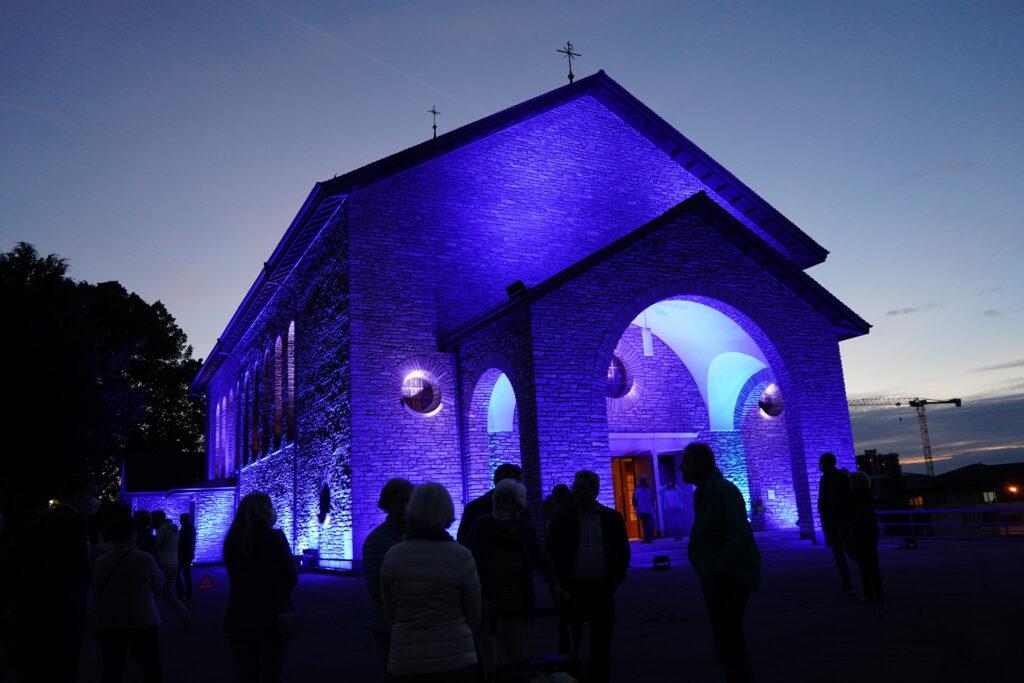 Magnetpunkt Liebfrauenkirche Rotkreuz